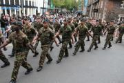 Croydon battalion to march in homecoming parade after return from Afghanistan